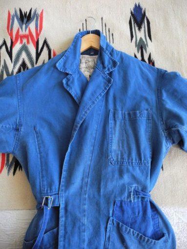 Vintagefrisyrer - 30-tal work wear