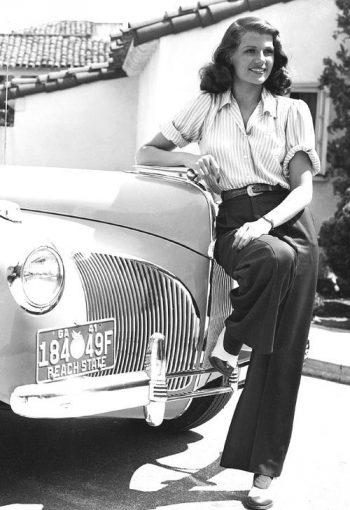Vintagefrisyrer - Rita